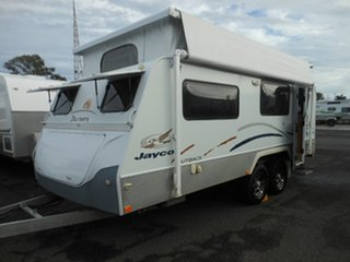 2009 Jayco Discovery Outback 17.55-4 Pop-top.