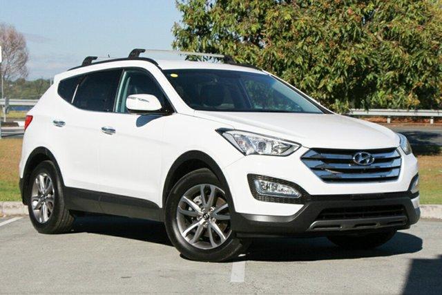 Used Hyundai Santa Fe Elite, Indooroopilly, 2013 Hyundai Santa Fe Elite Wagon