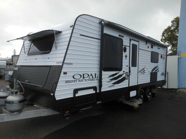 Used Opal Hervey Bay Tourer MK1, Pialba, 2017 Opal Hervey Bay Tourer MK1 Caravan