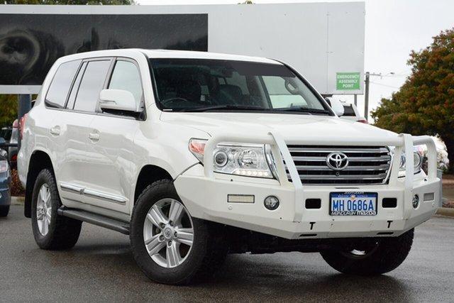 Used Toyota Landcruiser Sahara (4x4), Mandurah, 2015 Toyota Landcruiser Sahara (4x4) Wagon