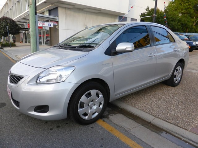 Used Toyota Yaris YRS, Southport, 2008 Toyota Yaris YRS Sedan