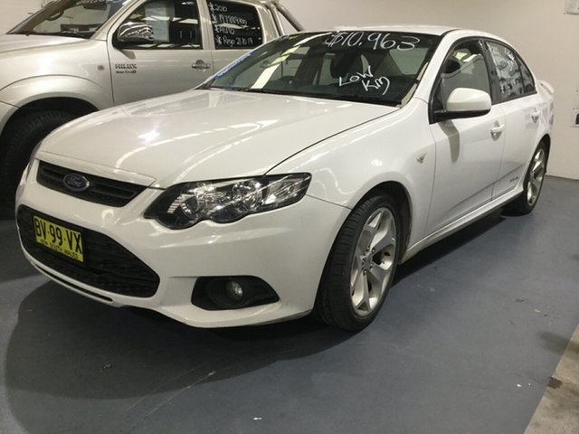 Used Ford Falcon XR6, Cardiff, 2012 Ford Falcon XR6 Sedan