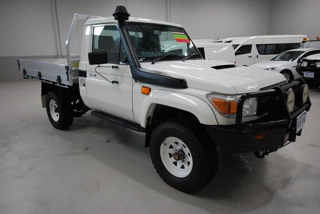 Used Toyota Landcruiser Workmate, Kenwick, 2013 Toyota Landcruiser Workmate Cab Chassis