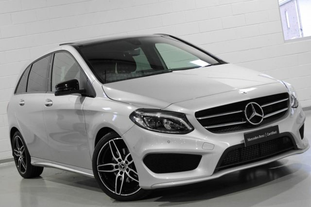 Used Mercedes-Benz B200 DCT, Chatswood, 2018 Mercedes-Benz B200 DCT Hatchback