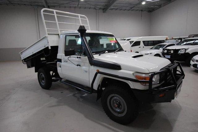 Used Toyota Landcruiser Workmate, Kenwick, 2012 Toyota Landcruiser Workmate Cab Chassis