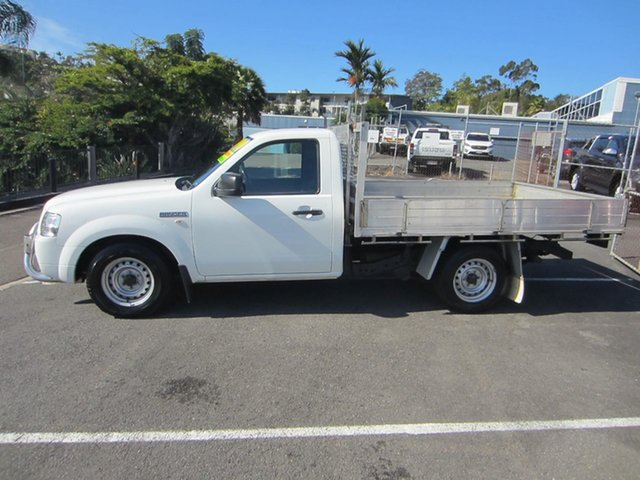 Used Ford Ranger XL 4x2, Alexandra Headland, 2008 Ford Ranger XL 4x2 Cab Chassis