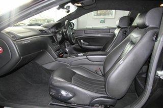 2011 Maserati Granturismo S Coupe.