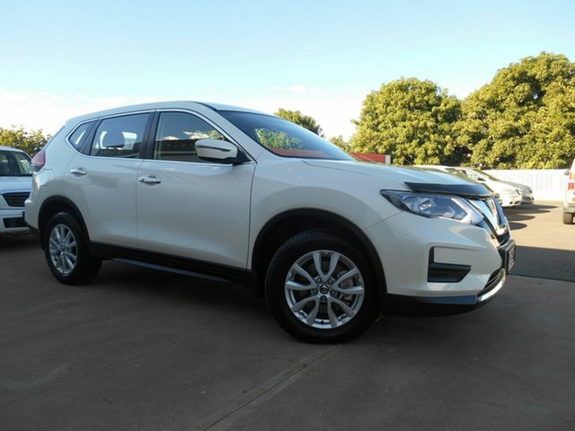 Used Nissan X-Trail TS X-tronic 4WD, Mount Isa, 2017 Nissan X-Trail TS X-tronic 4WD T32 Series II Wagon