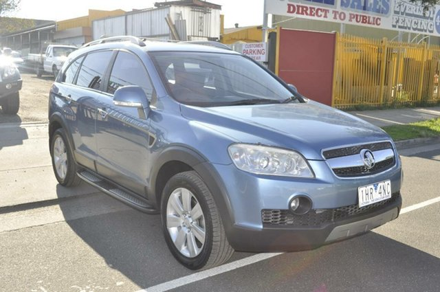 Used Holden Captiva LX (4x4), Hoppers Crossing, 2008 Holden Captiva LX (4x4) Wagon