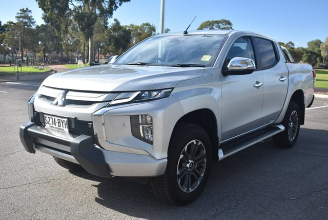 Demonstrator, Demo, Near New Mitsubishi Triton GLS Double Cab Premium, Nailsworth, 2018 Mitsubishi Triton GLS Double Cab Premium Utility