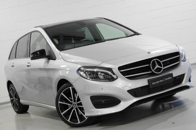 Used Mercedes-Benz B200 d DCT, Chatswood, 2018 Mercedes-Benz B200 d DCT Hatchback