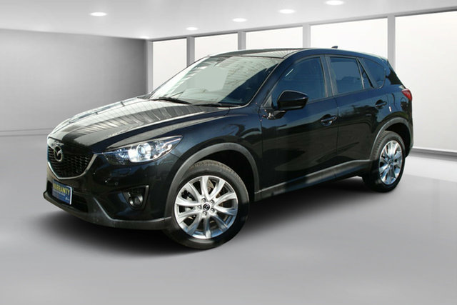 Used Mazda CX-5 Grand Touring SKYACTIV-Drive AWD, West Footscray, 2012 Mazda CX-5 Grand Touring SKYACTIV-Drive AWD Wagon