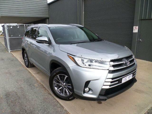 Used Toyota Kluger GXL (4x4), Wangaratta, 2017 Toyota Kluger GXL (4x4) Wagon