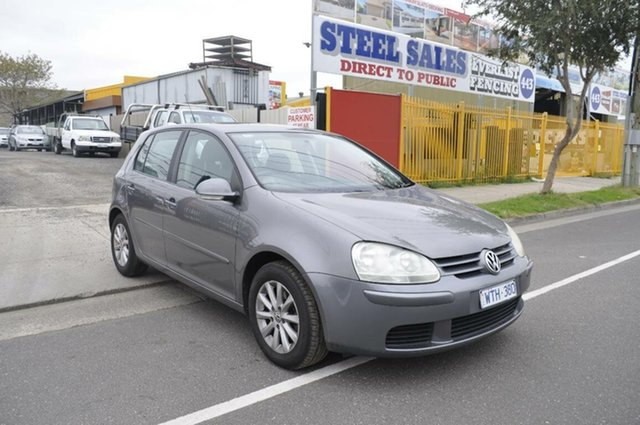 Used Volkswagen Golf 1.9 TDI Edition, Hoppers Crossing, 2009 Volkswagen Golf 1.9 TDI Edition Hatchback