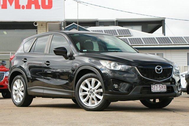 Used Mazda CX-5 Grand Touring SKYACTIV-Drive AWD, Indooroopilly, 2012 Mazda CX-5 Grand Touring SKYACTIV-Drive AWD Wagon