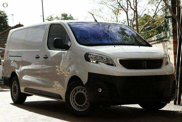 Demonstrator, Demo, Near New Peugeot Expert 180 HDi Long, Artarmon, 2019 Peugeot Expert 180 HDi Long Van