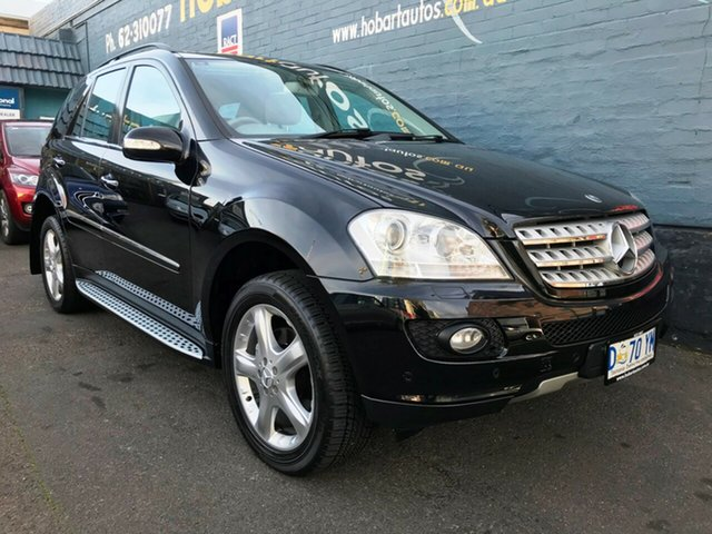 Discounted Used Mercedes-Benz ML350 Luxury (4x4), Hobart, 2007 Mercedes-Benz ML350 Luxury (4x4) Wagon