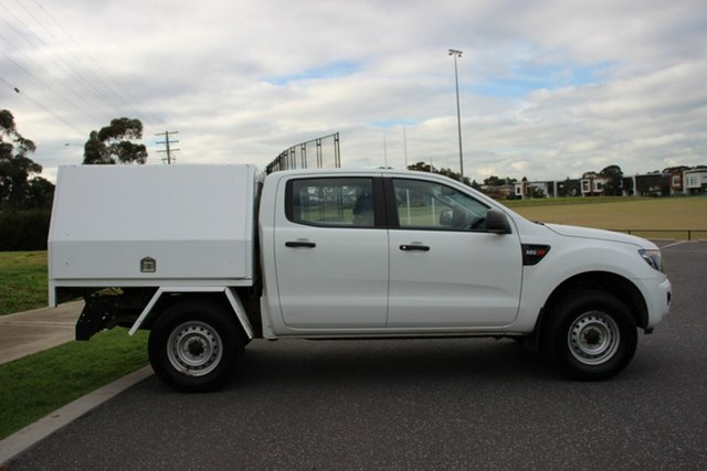 Used Ford Ranger XL Double Cab 4x2 Hi-Rider, Officer, 2015 Ford Ranger XL Double Cab 4x2 Hi-Rider Cab Chassis