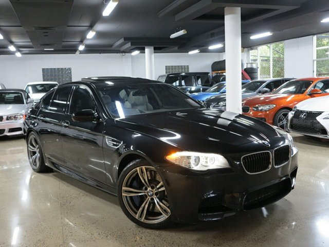 Used BMW M5 M-DCT, Albion, 2012 BMW M5 M-DCT Sedan