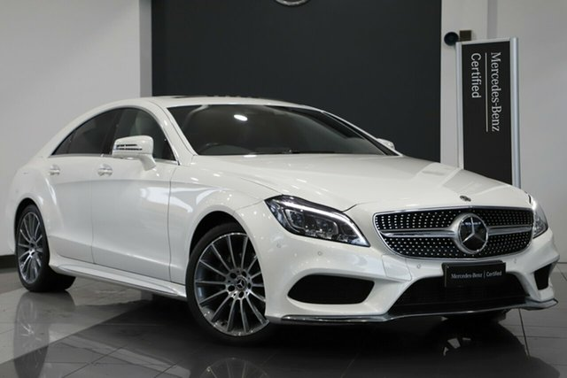 Used Mercedes-Benz CLS250D d Coupe 7G-Tronic +, Narellan, 2016 Mercedes-Benz CLS250D d Coupe 7G-Tronic + Sedan