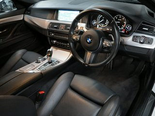 2015 BMW 520d M Sport Steptronic Sedan.