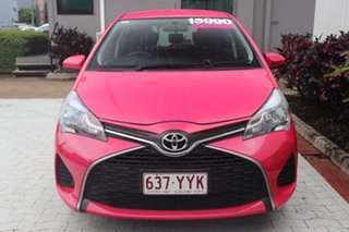 2014 Toyota Yaris Ascent Hatchback.