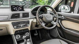 2013 Audi Q3 2.0 TFSI Quattro (125kW) Wagon.
