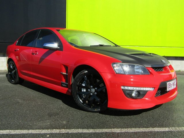 Used Holden Special Vehicles ClubSport GXP, Underwood, 2010 Holden Special Vehicles ClubSport GXP Sedan