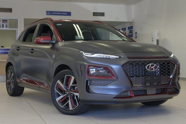 New Hyundai Kona Iron Man Edition D-CT AWD, Beaudesert, 2019 Hyundai Kona Iron Man Edition D-CT AWD Wagon