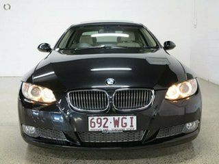2009 BMW 335i D-CT Coupe.