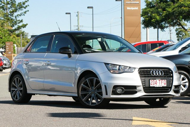 Used Audi A1 Attraction Sportback S Tronic, Indooroopilly, 2013 Audi A1 Attraction Sportback S Tronic Hatchback