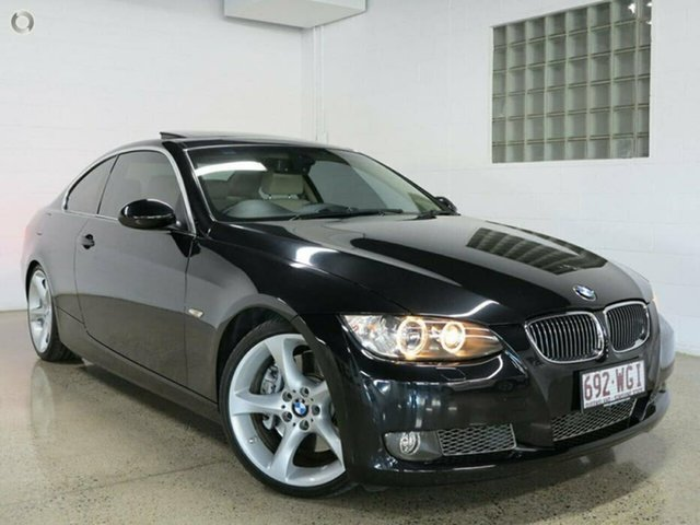 Used BMW 335i D-CT, Albion, 2009 BMW 335i D-CT Coupe