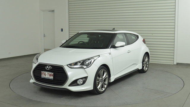 Used Hyundai Veloster SR Coupe D-CT Turbo, Narellan, 2016 Hyundai Veloster SR Coupe D-CT Turbo Hatchback