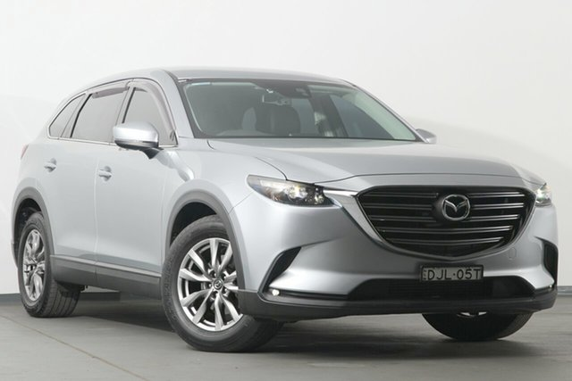 Discounted Used Mazda CX-9 Touring SKYACTIV-Drive, Warwick Farm, 2016 Mazda CX-9 Touring SKYACTIV-Drive SUV
