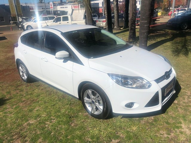 Used Ford Focus Trend PwrShift, Toowoomba, 2013 Ford Focus Trend PwrShift Hatchback