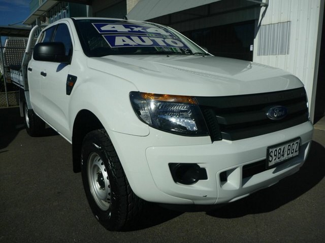 Used Ford Ranger XL Double Cab, Edwardstown, 2015 Ford Ranger XL Double Cab Utility