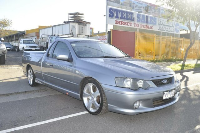 Used Ford Falcon XR8, Hoppers Crossing, 2005 Ford Falcon XR8 Utility
