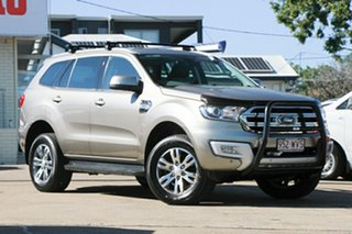 2016 Ford Everest Trend 4WD Wagon.
