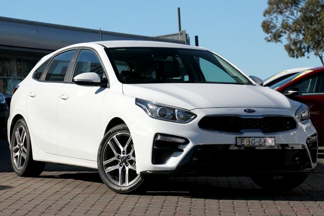 Discounted Demonstrator, Demo, Near New Kia Cerato Sport+, Narellan, 2018 Kia Cerato Sport+ Hatchback