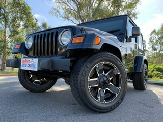 2006 Jeep Wrangler Sport Softtop.