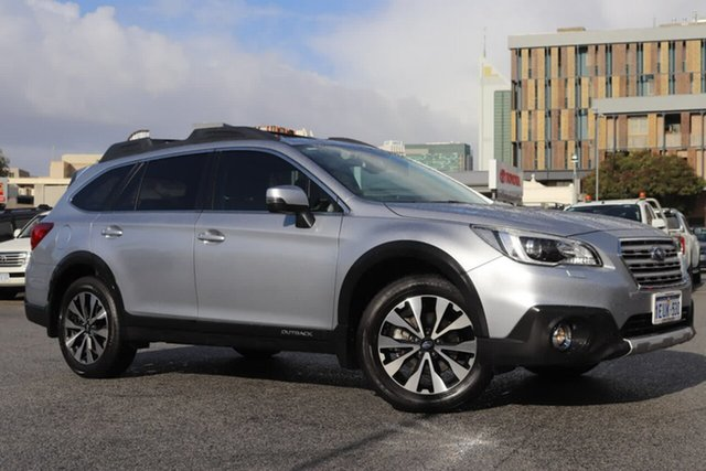 Used Subaru Outback 2.5I Premium, Northbridge, 2016 Subaru Outback 2.5I Premium Wagon