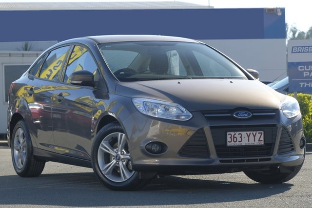Used Ford Focus Trend PwrShift, Bowen Hills, 2014 Ford Focus Trend PwrShift Sedan
