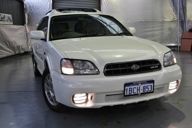 Used Subaru Outback H6 AWD, Myaree, 2001 Subaru Outback H6 AWD Wagon