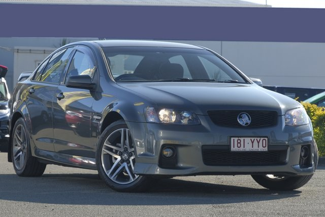 Used Holden Commodore SV6, Beaudesert, 2011 Holden Commodore SV6 Sedan