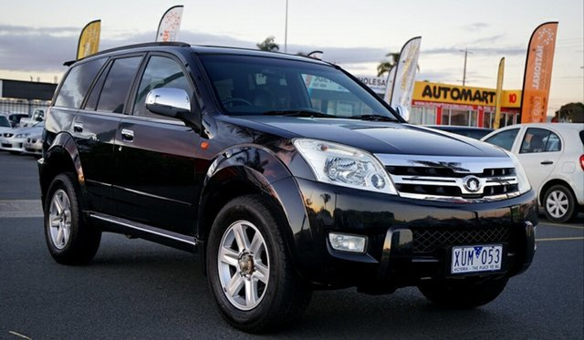 Used Great Wall X240, Cheltenham, 2010 Great Wall X240 Wagon