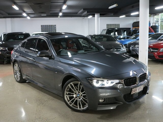 Used BMW 330i M Sport, Albion, 2016 BMW 330i M Sport Sedan