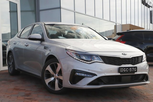 Discounted Demonstrator, Demo, Near New Kia Optima GT, Warwick Farm, 2019 Kia Optima GT Sedan