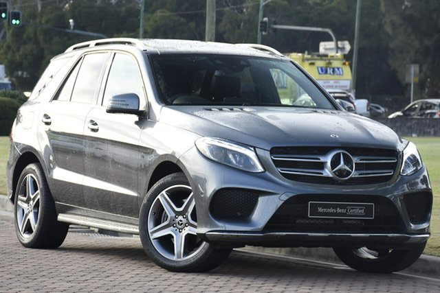 Discounted Used Mercedes-Benz GLE250 d 9G-Tronic 4MATIC, Warwick Farm, 2018 Mercedes-Benz GLE250 d 9G-Tronic 4MATIC SUV