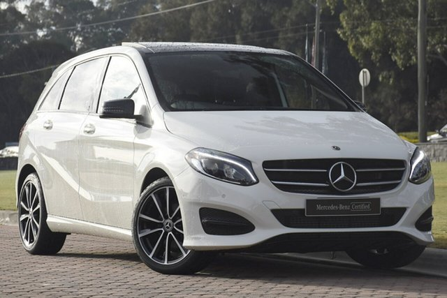 Discounted Used Mercedes-Benz B180 DCT, Narellan, 2017 Mercedes-Benz B180 DCT Hatchback