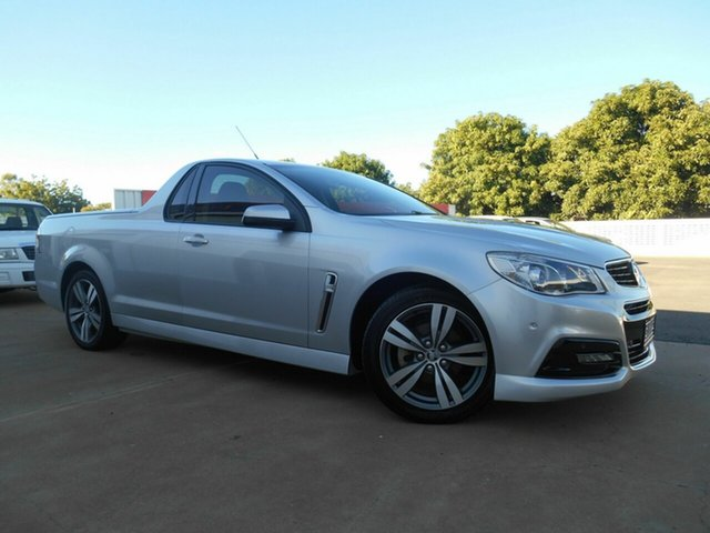 Used Holden Commodore SV6, Mount Isa, 2014 Holden Commodore SV6 VF Utility